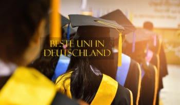 Welche Uni ist die beste in Deutschland